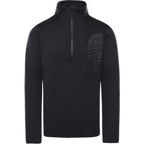 The North Face Merak Bluza z długim rękawem z zamkiem błyskawicznym 1/4 Mężczyźni, TNF black